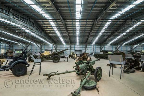 how to get to the australian armour & artillery museum