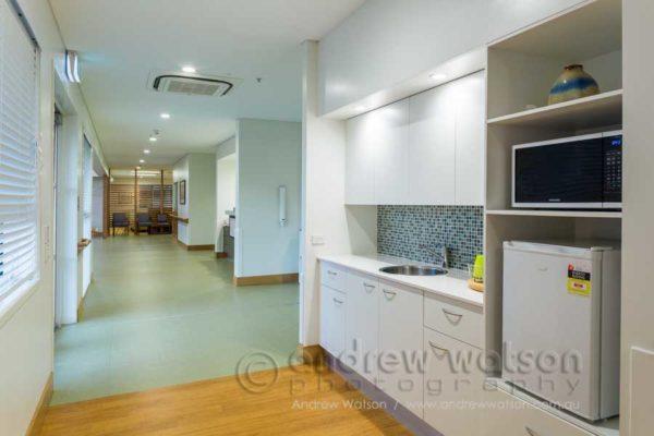 Interior of the Thomas Corbett Care Unit at Pyramid Residential Care Centre, Gordonvale