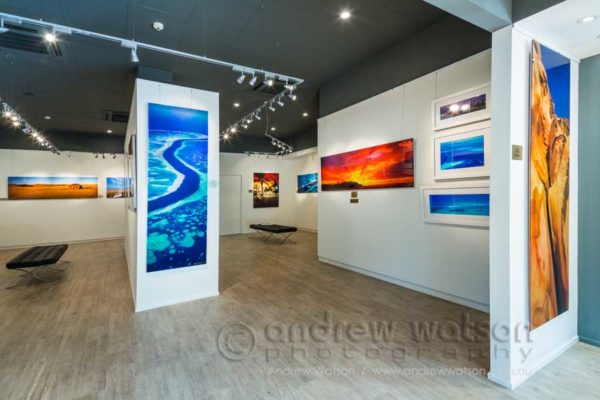 The Peter Jarver gallery, Cairns