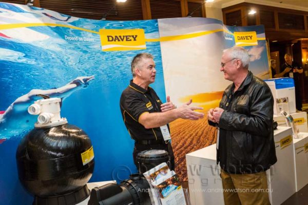 Davey Dealer Conference 2015 trade exhibit