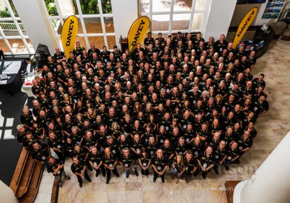 Davey Dealer Conference 2015 group photo