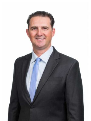 Business headshot with white background, Cairns
