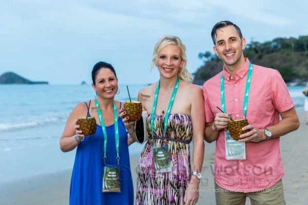 Welcome Reception at Sell TNQ 2015 Event, Cairns