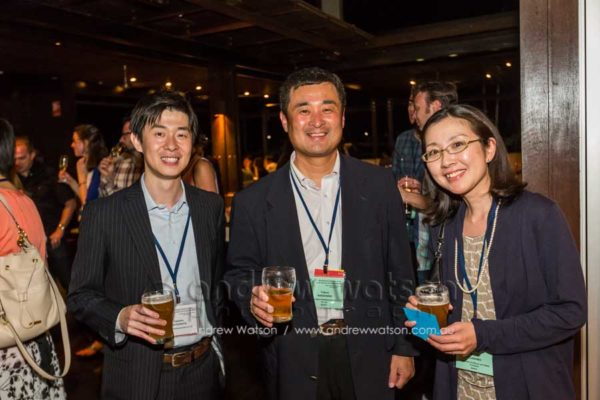 ASCS2015 Conference Welcome Drink