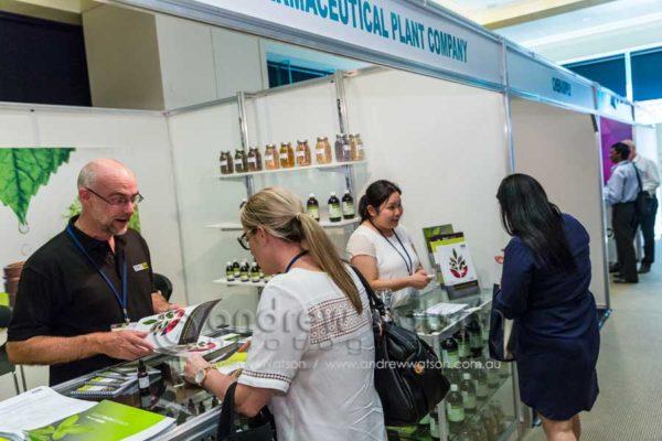 ASCS2015 Conference Trade Exhibition Floor