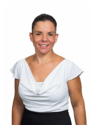 Corporate head shot with white background, Cairns