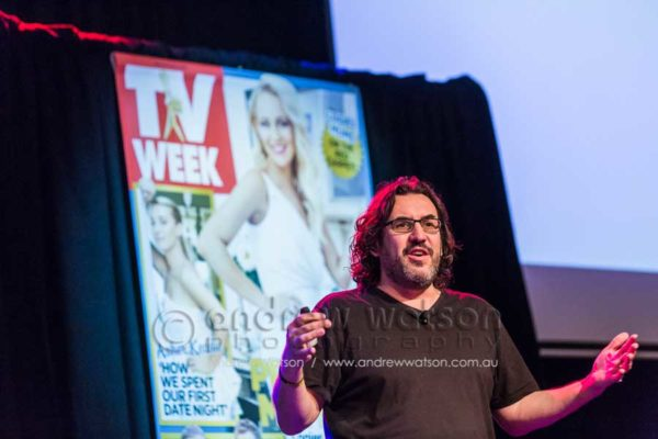 Adam Ferrier at Bauer Media 15th Annual Connections Conference