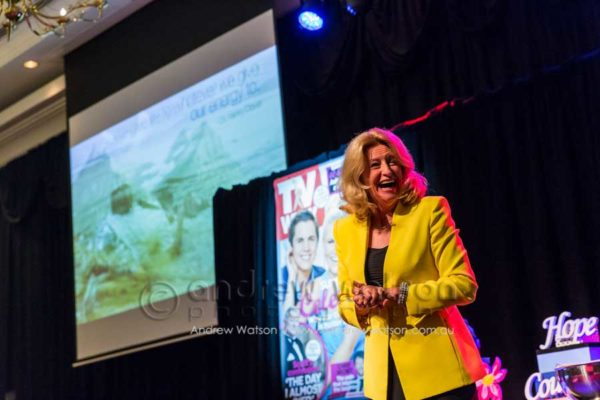Lisa McInnes–Smith at Bauer Media 15th Annual Connections Conference in Cairns