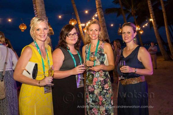 Gala Dinner at Sell TNQ 2015 Event, Cairns