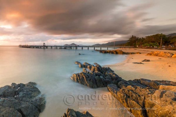 Dawn at Palm Cove jetty
