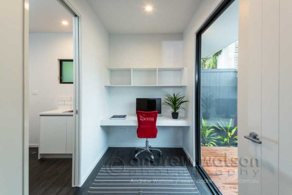 Interior image of residential office for MiHaven, Cairns