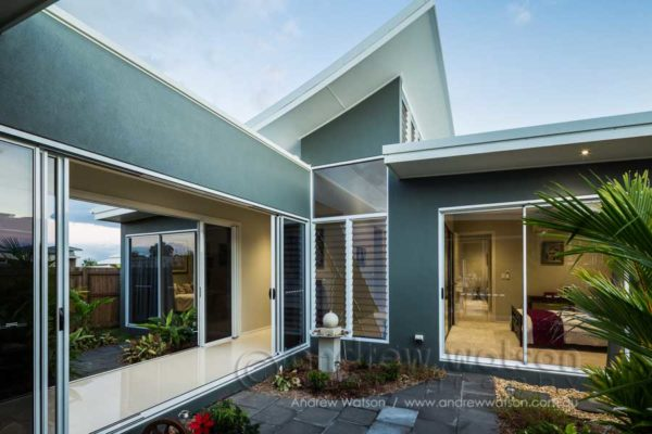 Exterior image of residential home for Ash Moseley Homes, Cairns