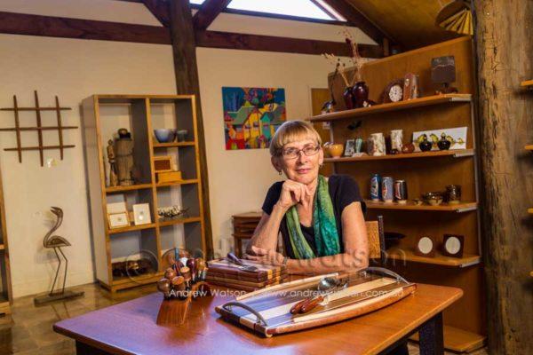 Handmade woodcrafts at Tolga Wood Works, Atherton Tablelands