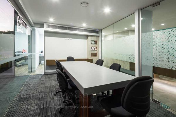Interior image of Keir Qld meeting room