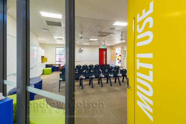Interior image of St Joseph's Parish School