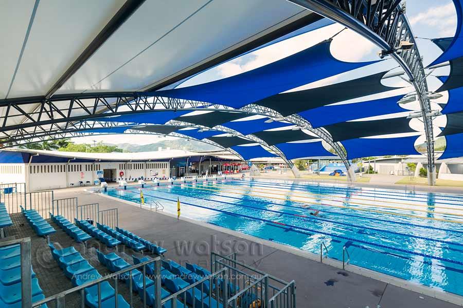 Image of amenities at Tobruk Memorial Pool in Cairns